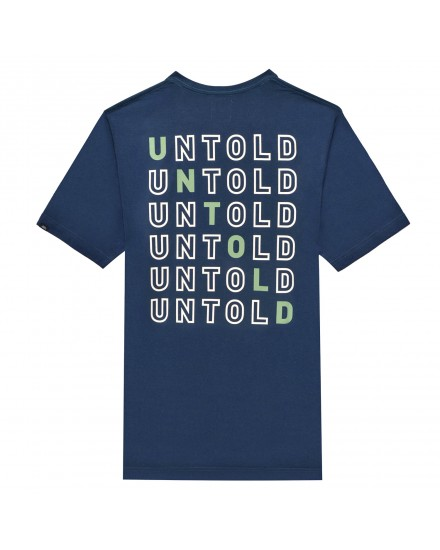 UNTOLD OUTLINES T-SHIRT