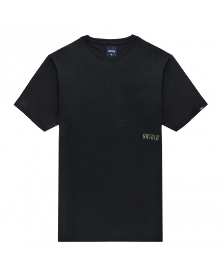 UNTOLD BELOW POCKET T-SHIRT