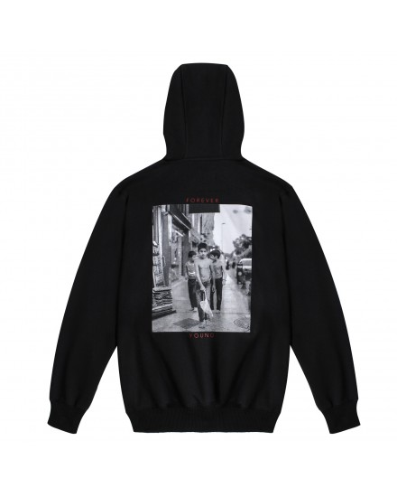 FOREVER YOUNG UNTLD HOODIE