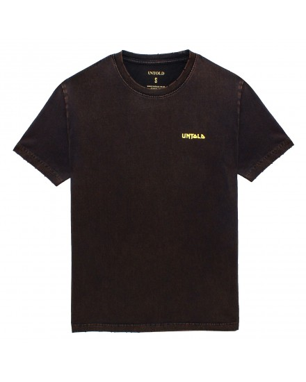 METAL LOGO BOX T-SHIRT
