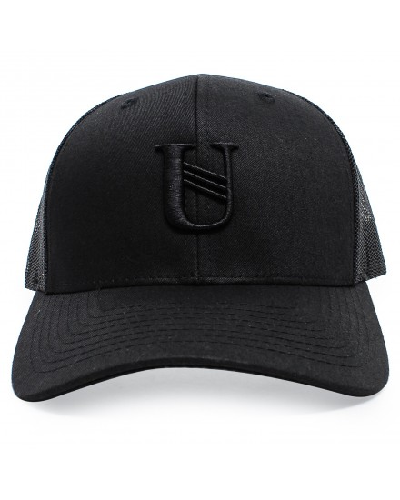 U LOGO TRUCKER HAT