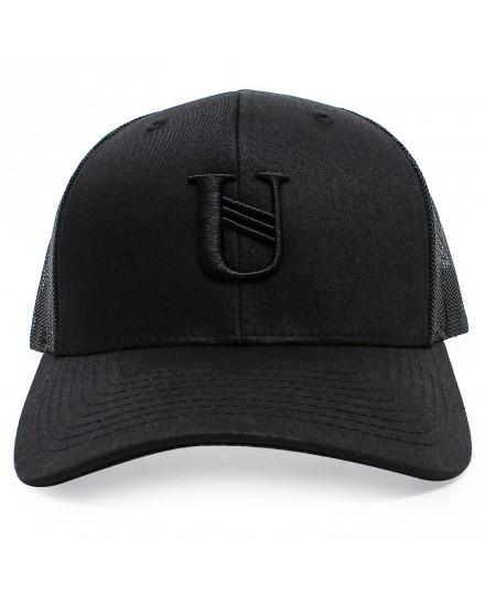 U LOGO TRUCKER HAT