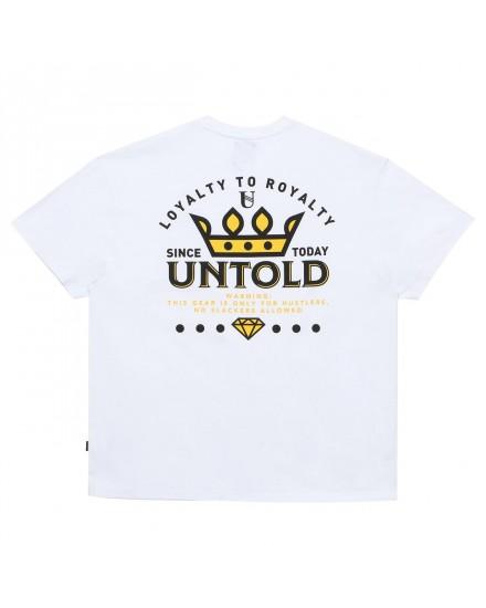 UNTOLD CROWN T-SHIRT