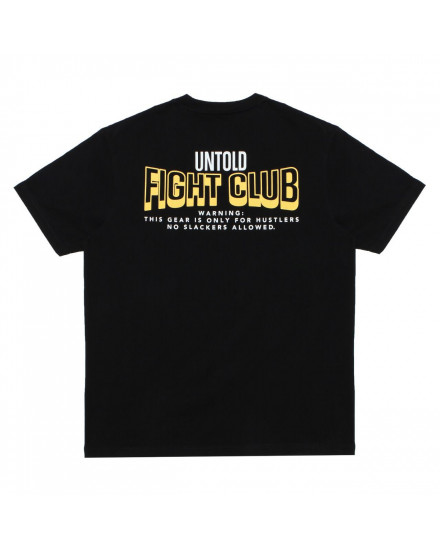 UNTOLD FIGHT CLUB T-SHIRT