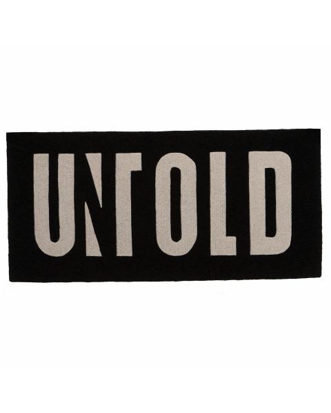 UNTOLD LOGO BOX CARPET