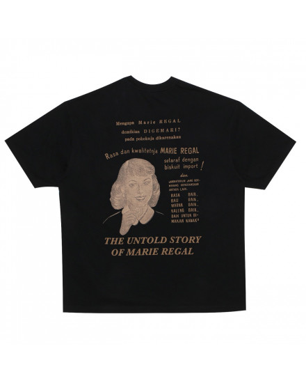 THE UNTOLD STORY OF MARIE REGAL T-SHIRT