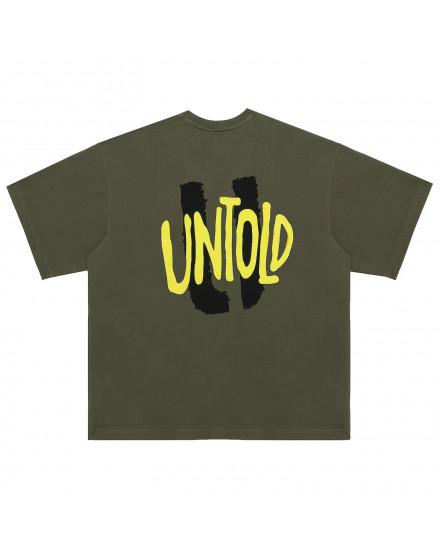 BOXY U UNTOLD T-SHIRT