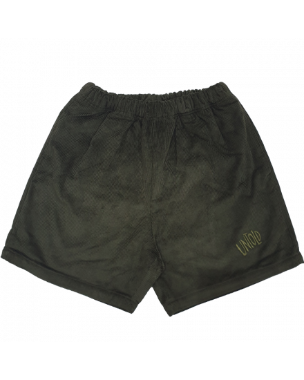 SLIME CORDUROY SHORT PANTS
