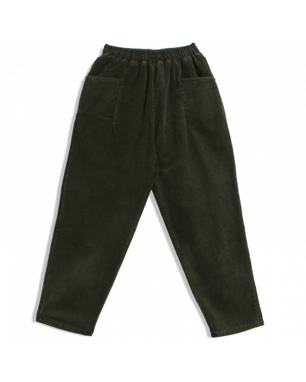 CORDUROY LONG PANTS