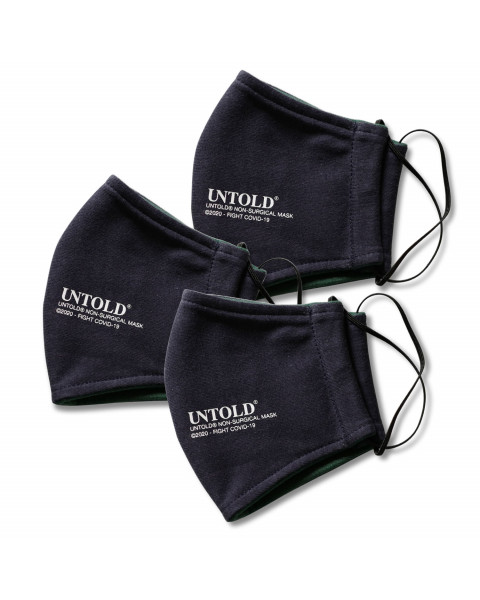 UNTOLD NON- SURGICAL MASK BUNDLE PACK