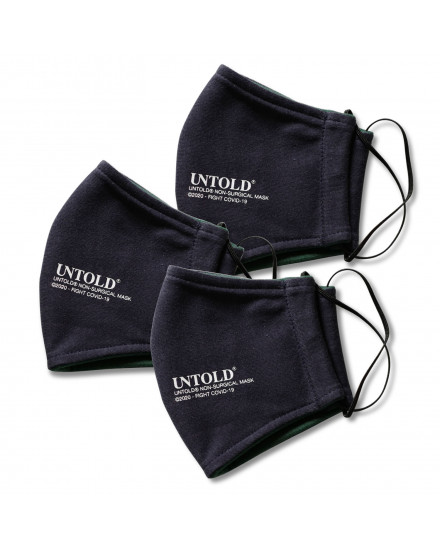 UNTOLD® NON- SURGICAL MASK BUNDLE PACK