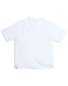 U LOGO POCKET TEE WHITE