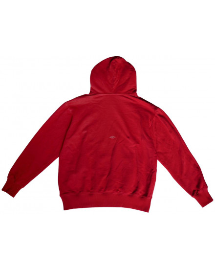 UNTOLD TIGER RED HOODIE