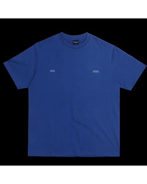 CRACK BASIC TEE ROYAL BLUE