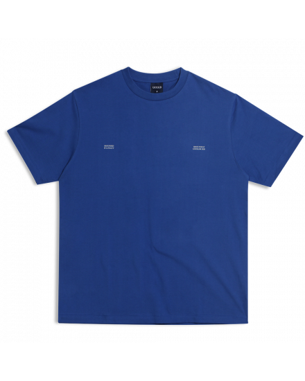 CRACK BASIC TEE ROYAL BLUE