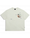 EAGLE PAINT REGULAR TEE WHITE
