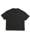 UNT REGULAR TEE CHARCOAL