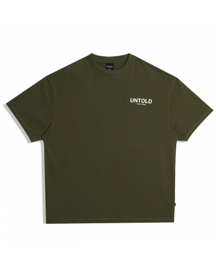 UNT REGULAR TEE OLIVE