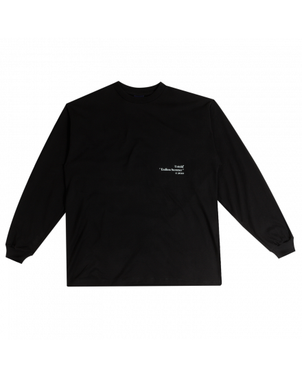 SUNSET LONG SLEEVE BLACK