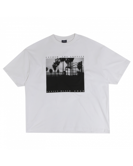 VENICE REGULAR TEE WHITE