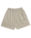 UNTOLD MARK TERRY SHORTS SAND
