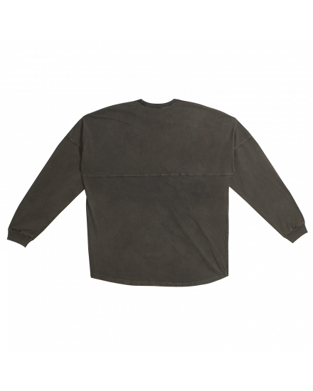 UNTOLD MARK OVERSIZED CHARCOAL