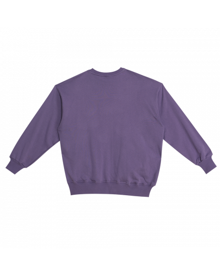 JOURNEY SWEATSHIRT PURPLE