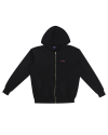 JOURNEY OF FAITH ZIP HOODIE BLACK