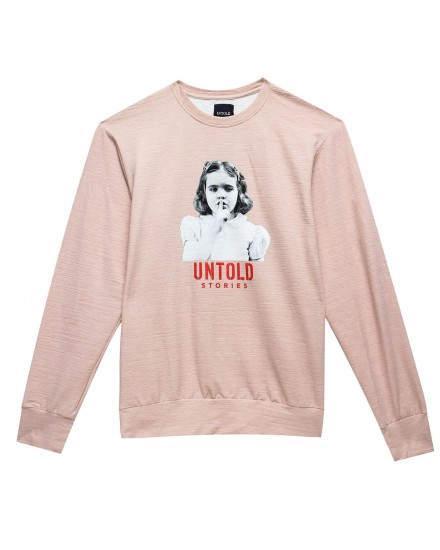 UNTOLD STORIES SWEATSHIRT